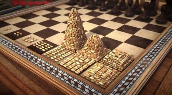 leyenda del ajedrez