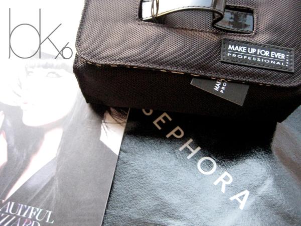Sephora VIB Tote 2012 MUFE GIFT