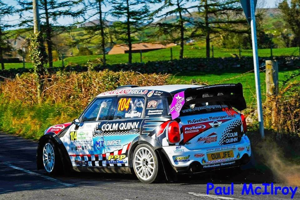 ERC Circuit of Ireland Rally 2014