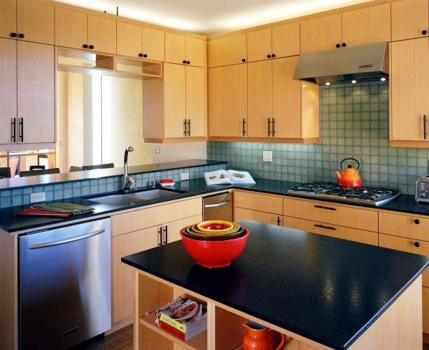 Tips Memilih Material Kayu Untuk Dapur