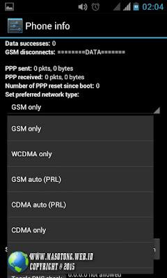 cara ubah gprs edge jadi 3g hsdpa android