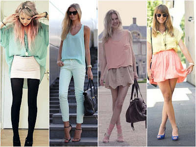 candy colors, tons pastel, como usar candy colors, o que combinar com candy colors, combinar com tons pastel, candy colors para homem, tie dye, tendencia 2013, tendência candy colors,