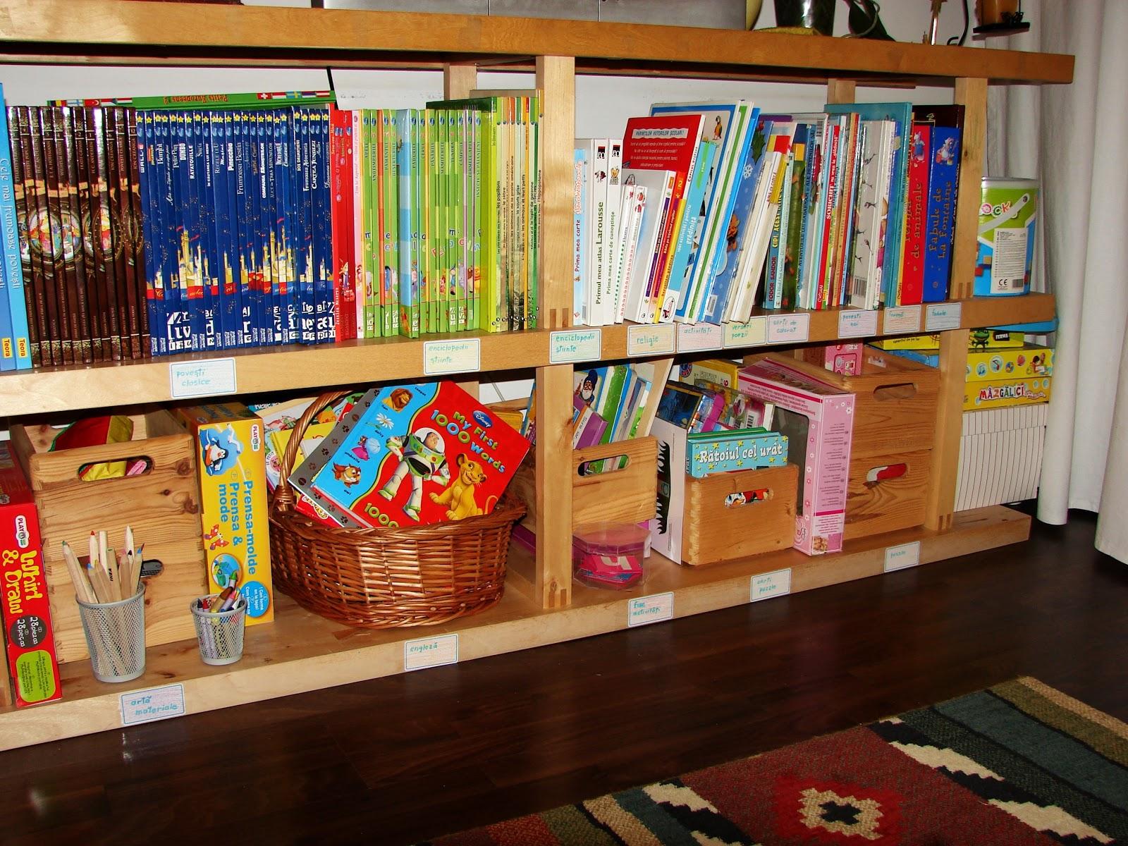 Amenajare Camera Montessori : Copilaria sofiei: cum amenajam spatiul de joaca la 3 ani?