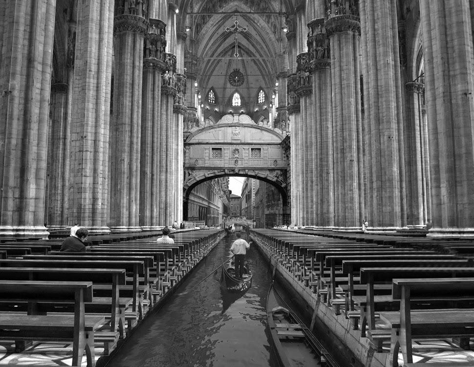 04-O-Duomo-Mio-Thomas-Barbèy-Black-and-White-Surreal-Photography-www-designstack-co