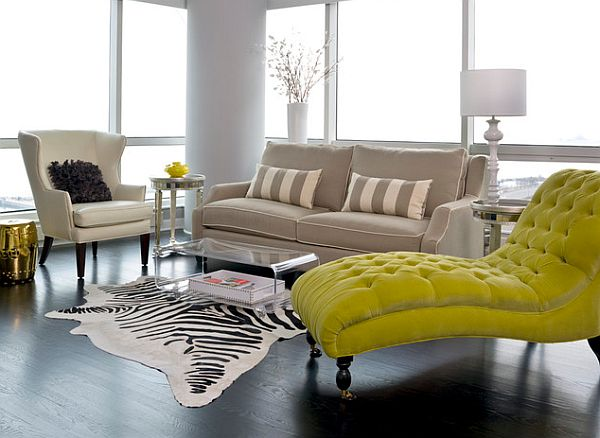 Chaise Lounge Living Room : The Domestic Curator: Current Obsessions: THE CHAISE LOUNGE
