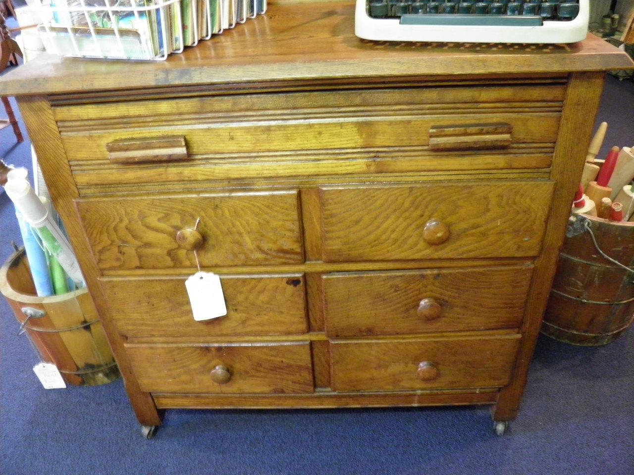Antique Oak dresser..