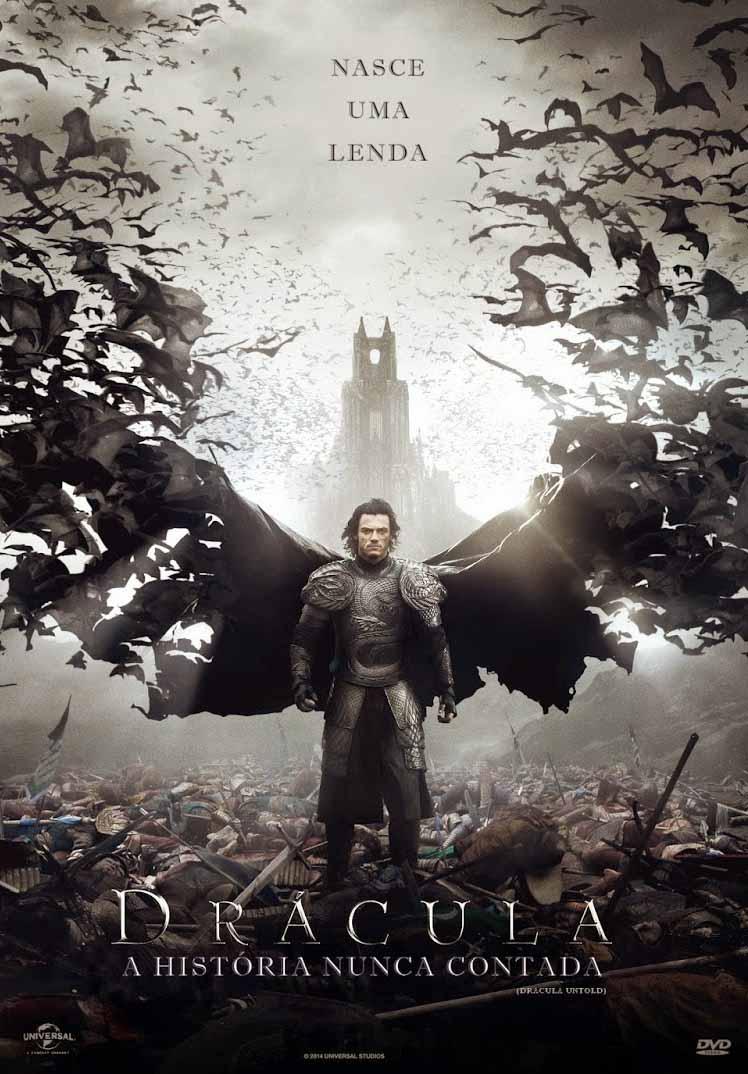 Drácula: A História Nunca Contada Torrent - Blu-ray Rip 1080p Dual Áudio (2015)