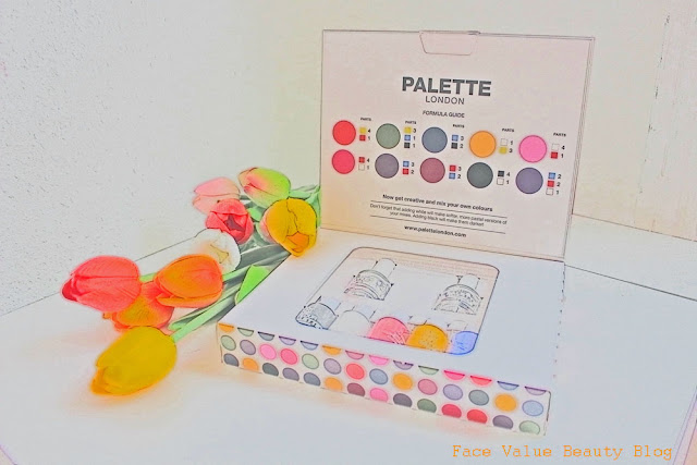 Make Your Own Bespoke Nail Polish with Palette London