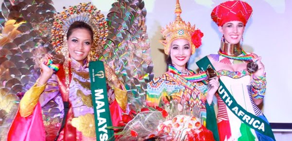 Miss Earth 2012 National Cultural Costume Competition