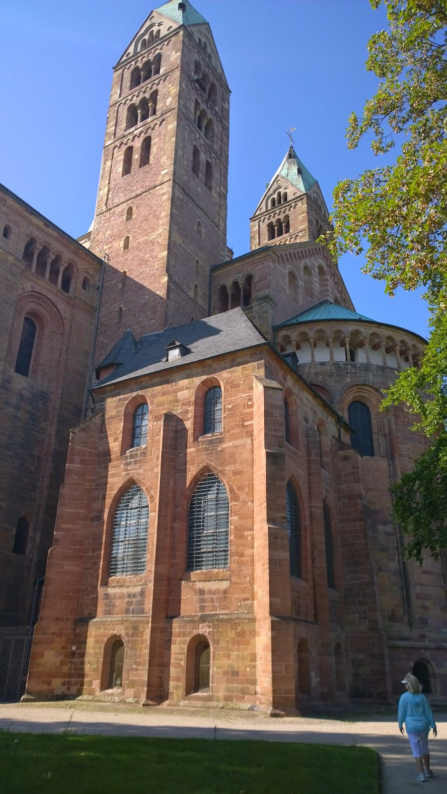 Cathedral, Dom, Duomo - Speyer