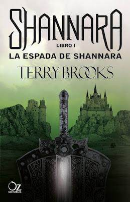 LIBRO - La espada de Shannara Serie / Saga : Shannara 1 Terry Brooks (Oz - 18 noviembre 2015) NOVELA JUVENIL FANTASIA Edición papel & digital ebook kindle Comprar en Amazon España