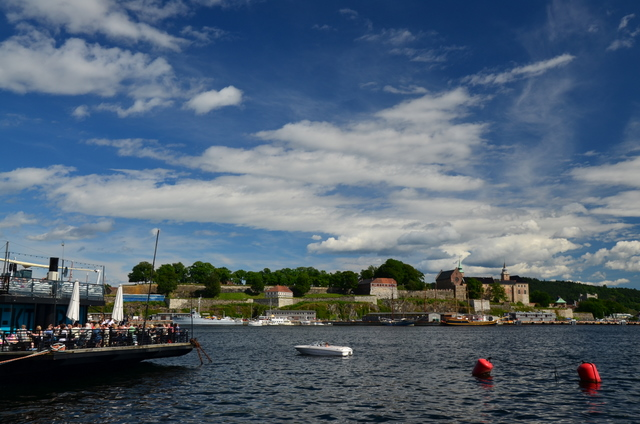 Akershus Fortress - medieval fortress