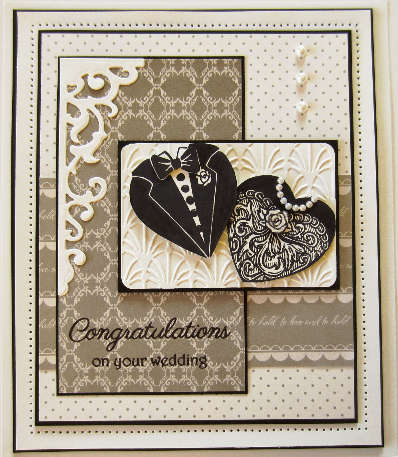 Congrats On Your Wedding: PartiCraft (Participate In Craft): Congratulations On Your