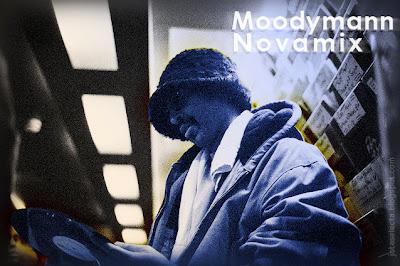 Moodymann - Novamix