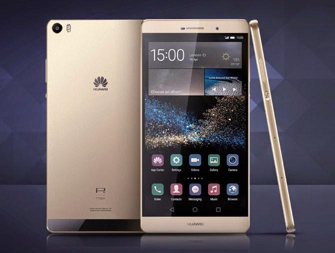 Huawei P8 Maxx resmi diperkenalkan, phablet super tipis dengan layar 6,8 inci