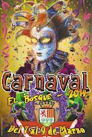 Carnaval de El Bosque 2014