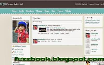 Daftar Jejaring Sosial Asli Buatan Indonesia Yang Kegunaanya Mirip Facebook