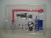 SH Figuarts Kamen Rider Fourze Module Set 01 Insert Tray