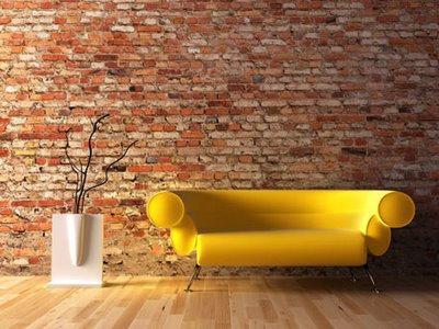 Arquitetura feminina tijolo a vista aonde e como usar - Como limpiar las paredes de casa ...