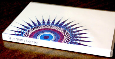 spirograph style illustrator art for DVD case