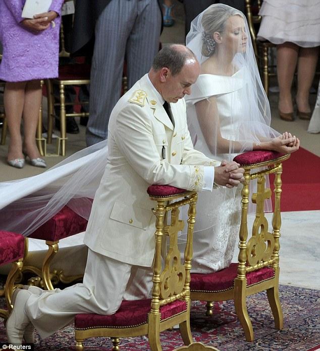 Wedding Altar Music: Her Serene Highness Princess Charlene Of Monaco