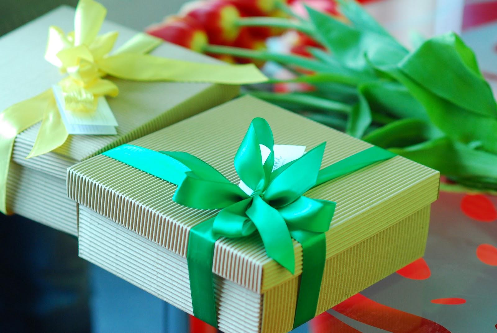 Какие подарки к 8