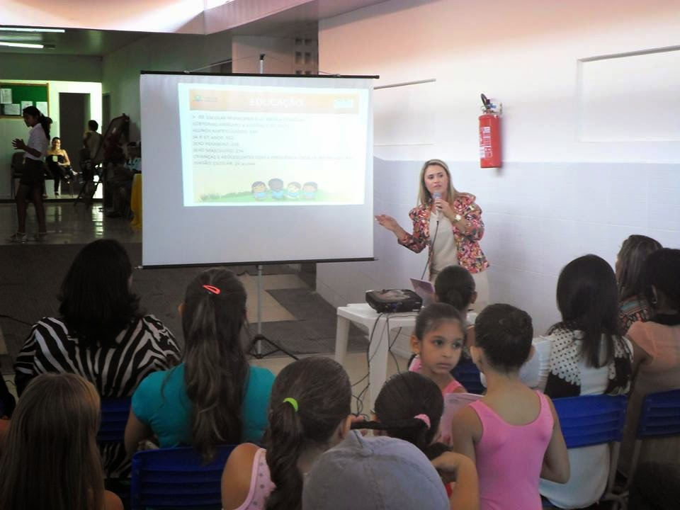 1º Fórum comunitário do SELO UNICEF foi realizado na cidade de Amparo