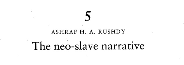 kindred a neo slave narrative essay