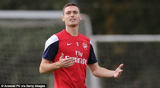 Sidelined Arsenal Skipper Vermaelen Set To Leave The Gunners