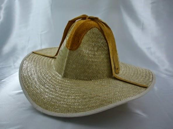El Sombrero tradicional de Colima