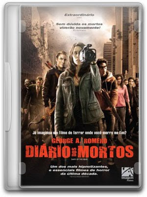 Poster  Filme Diario dos Mortos