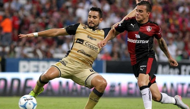 Atlas vs Dorados de Sinaloa en vivo Copa MX