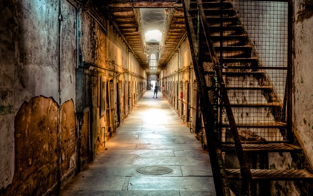 Eastern State Penitentiary, Usa