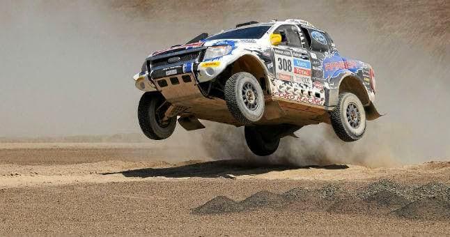 Dakar 2015 Ford Ranger