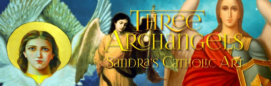 Three Archangels Art