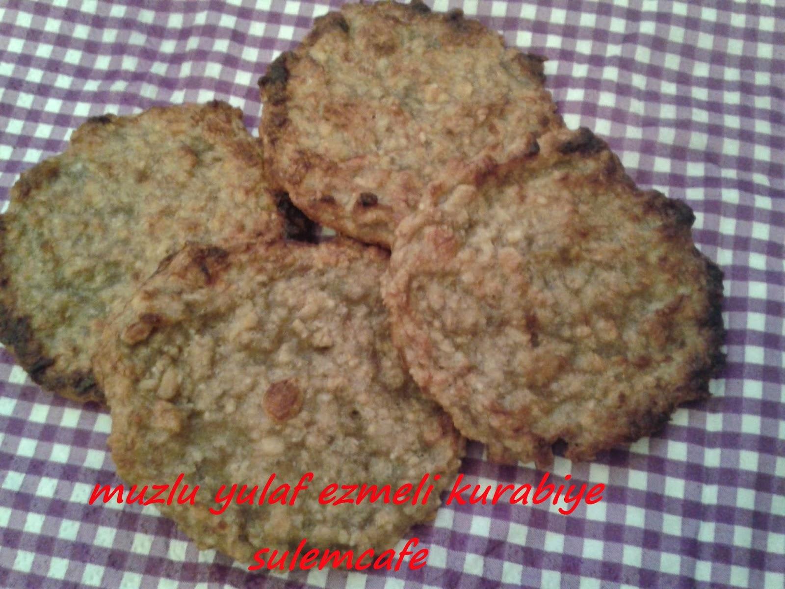 saglikli kurabiye