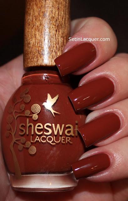Sheswai Rootsy nail polish