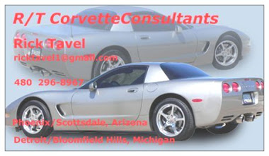 Let R/T Corvette Consultants Help