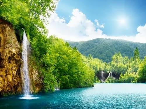 Indahnya alam (islamicity.com)