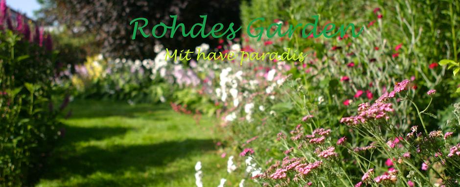 Rohdes Garden