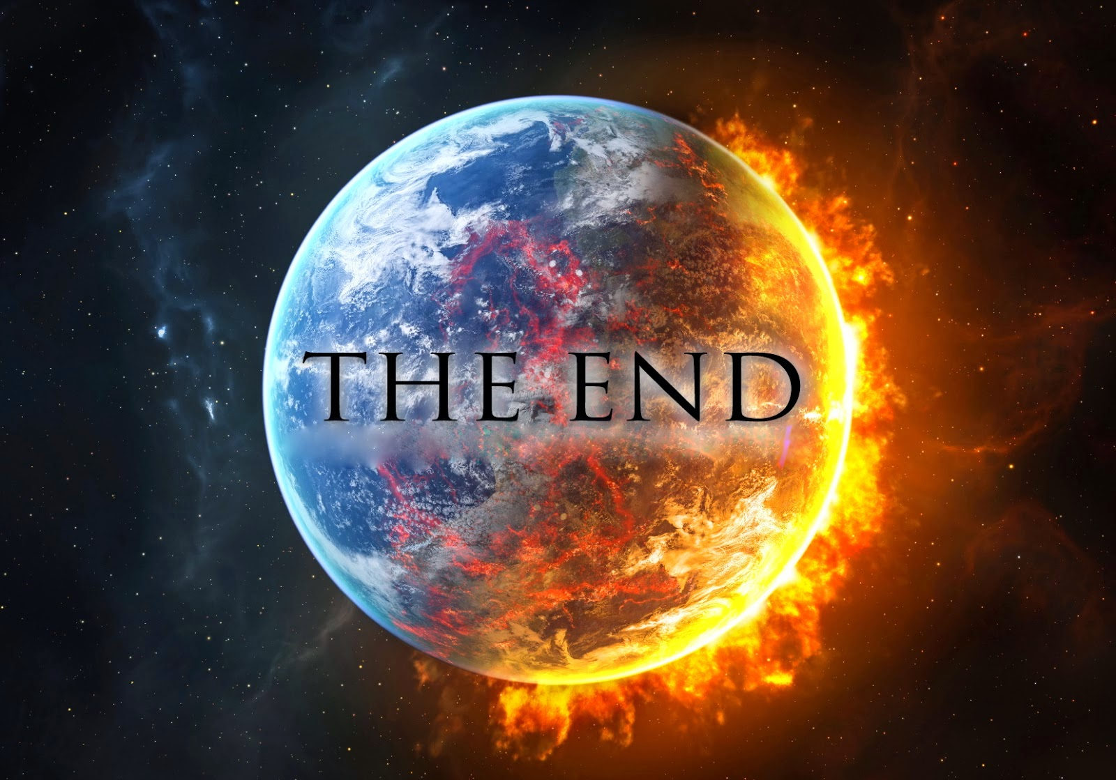 The end of The world on 16 march 2880 - www.gossipsinhalanews.com