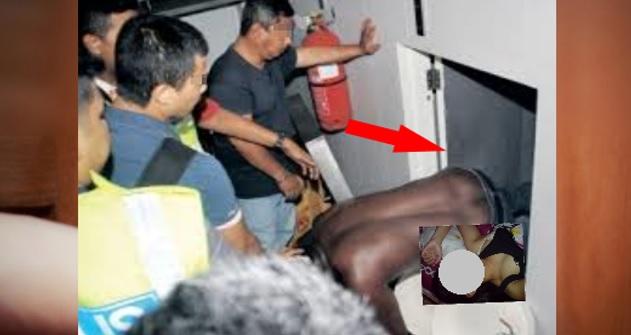 Sebab Kenapa!! Lelaki Negro Rogol Seorang Gadis Dalam Lif Di Flora Damansara