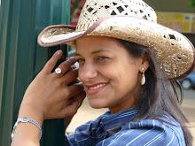 Cantora Silvia Almeida