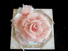 Pergaminowa roza