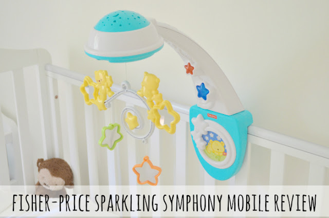 Review // Fisher-Price Sparkling Symphony Mobile