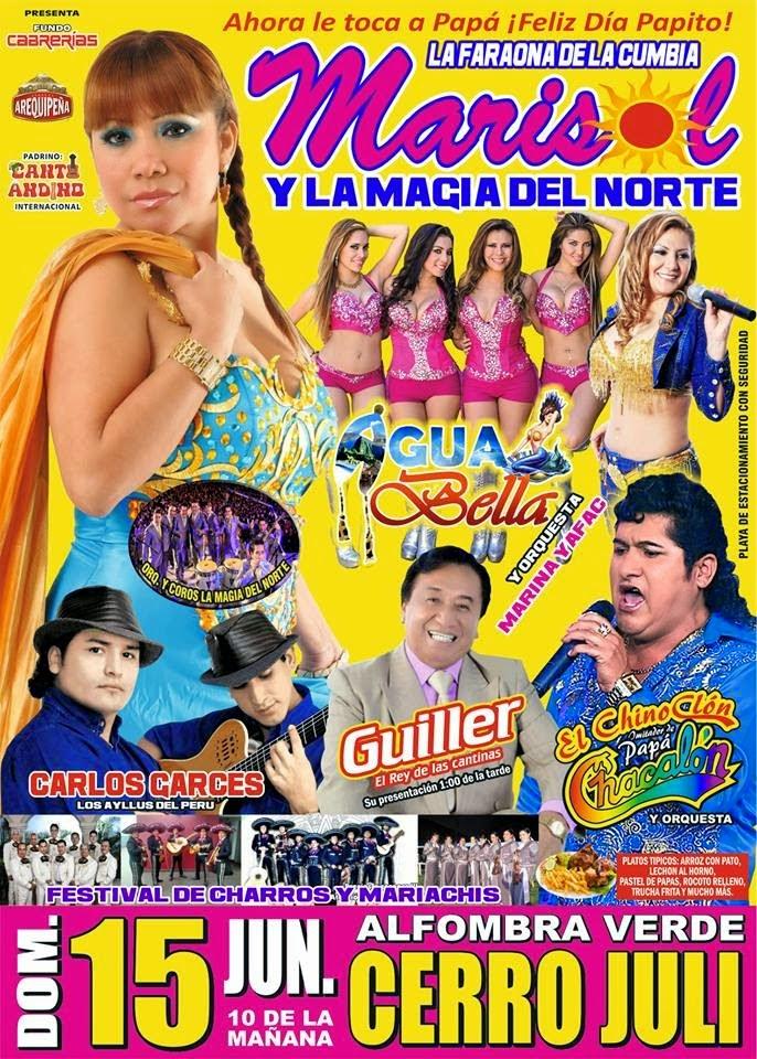 Marisol en Arequipa