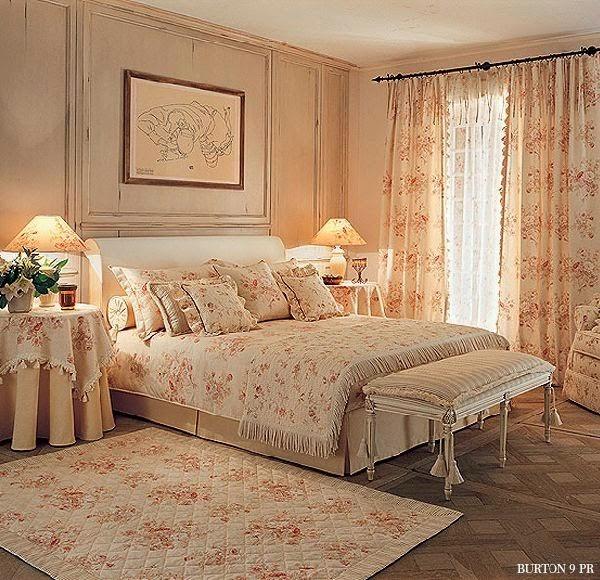 D coration de chambre adulte romantique id es d co moderne for Decoration maison romantique