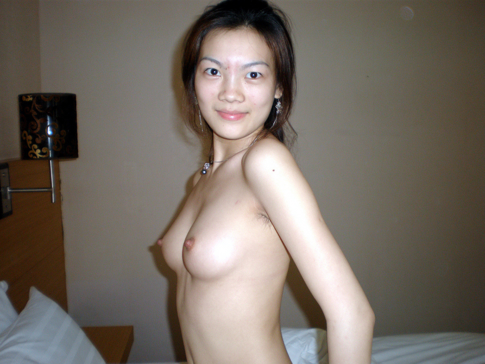 my wife flashing naked