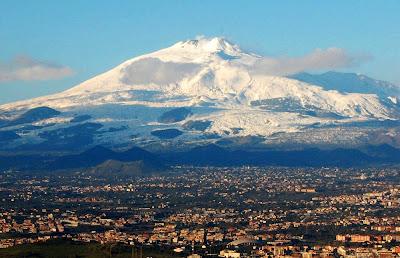 Vulcão Etna - Itália