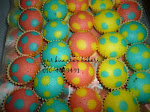 Apam polkadot size S